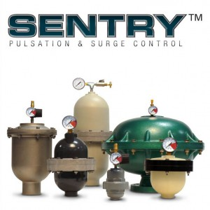 Sentry Pulsation Dampeners