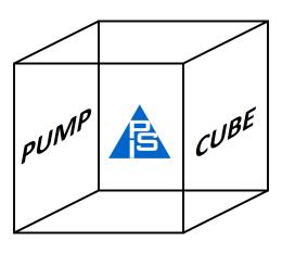 Pump Cube Logo