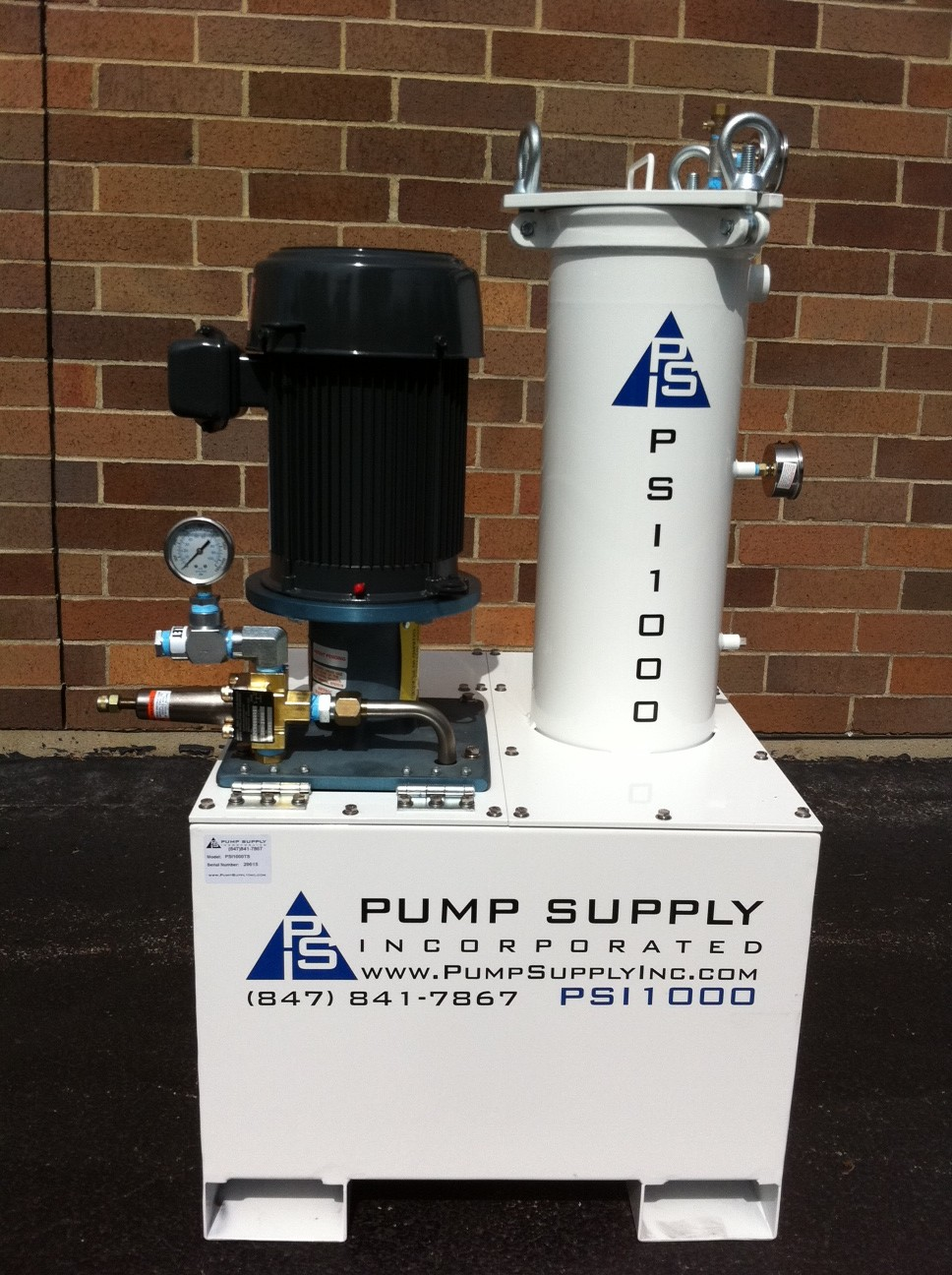 Dayton High Pressure Coolant Pumps : Pump supply incorporated high pressure coolant system